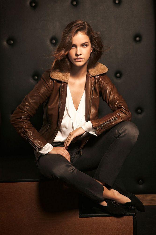 Barbara Palvin Casual Style Barbara Palvin for Mas...