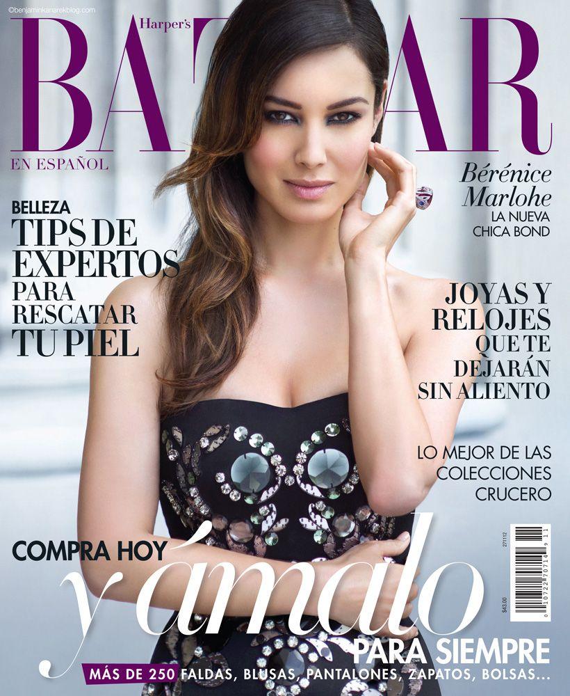 Berenice Marlohe for Harpers Bazaar Spain November 2012-009