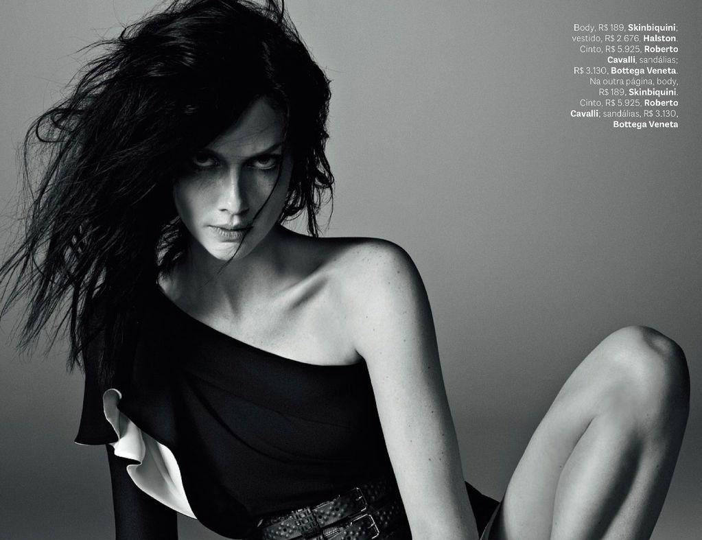 Ana Claudia Michels for Vogue Brazil November 2012