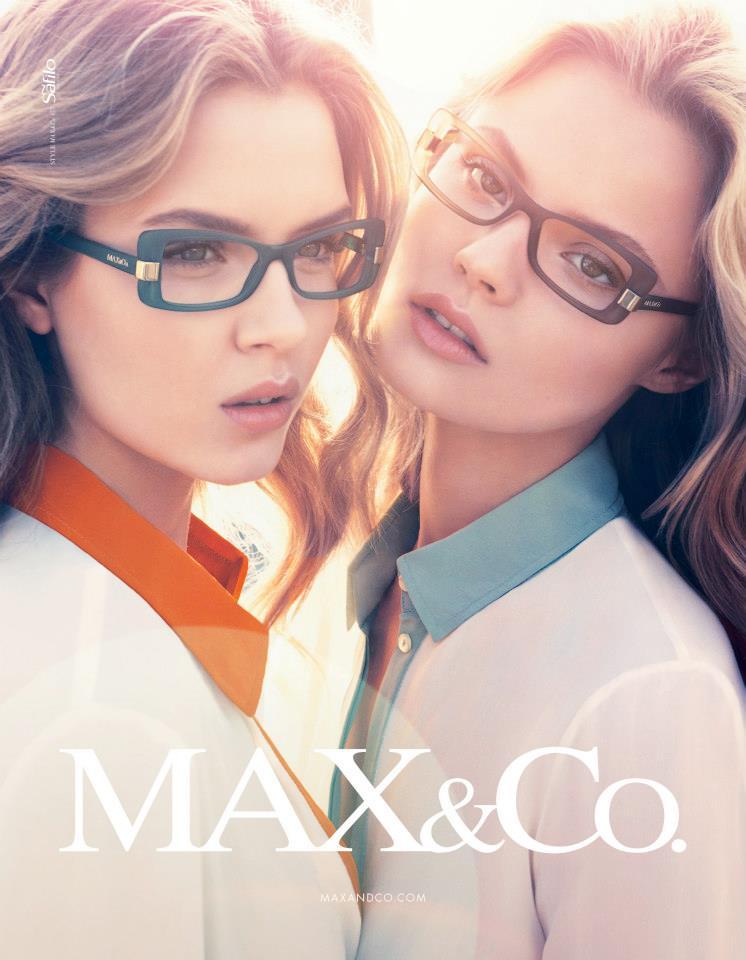 Magdalena Frackowiak & Josephine Skriver for the Max&Co 2012-005