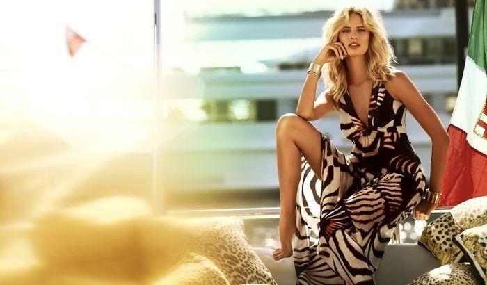 Karolina-Kurkova-in-Roberto-Cavalli-for-Target-collection ...
