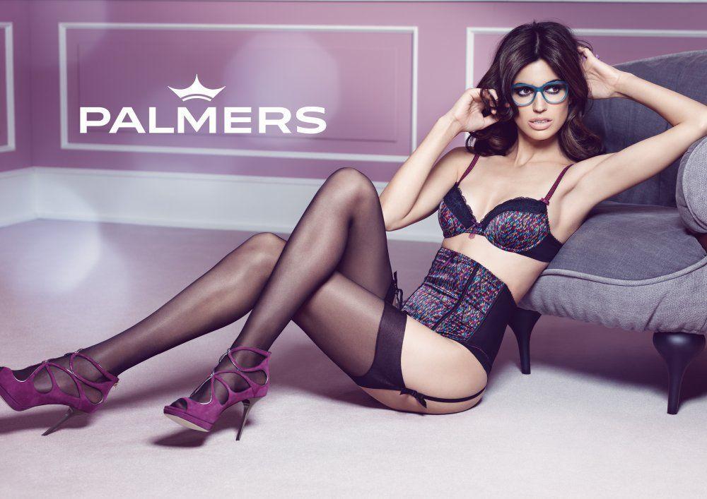 Davinia Pelegri For Palmers Fw Collection 2012 Fab