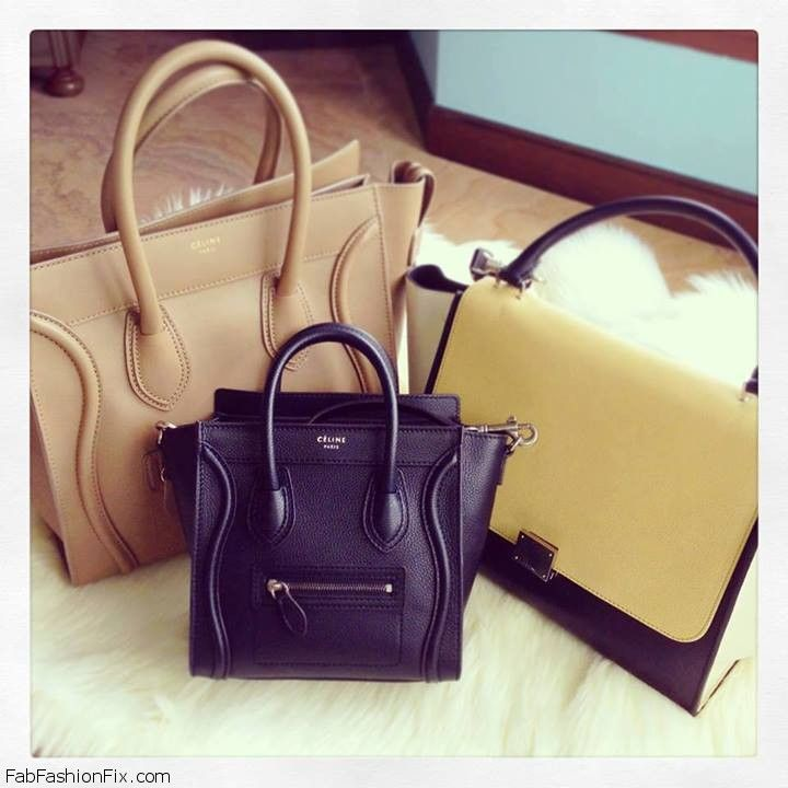 celine handbag buy online - Hottest handbag of the year �C Celine Luggage Tote