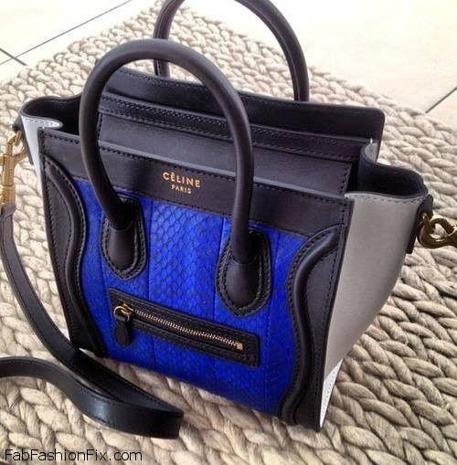 celine bag online buy - Hottest handbag of the year �C Celine Luggage Tote