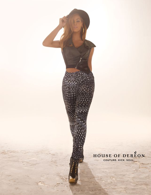Beyonce for House Of Dereon FW 2013-000
