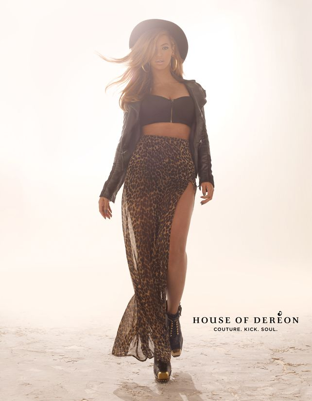 Beyonce for House Of Dereon FW 2013-001