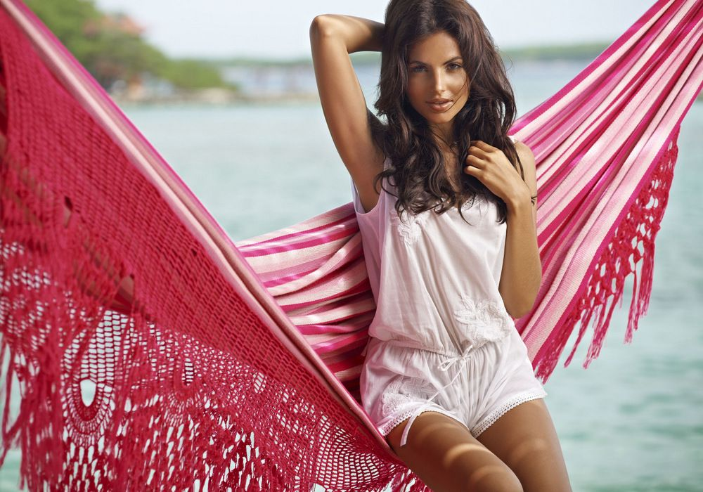 Diana Morales for Pily Q Swimwear Resort 2012-000