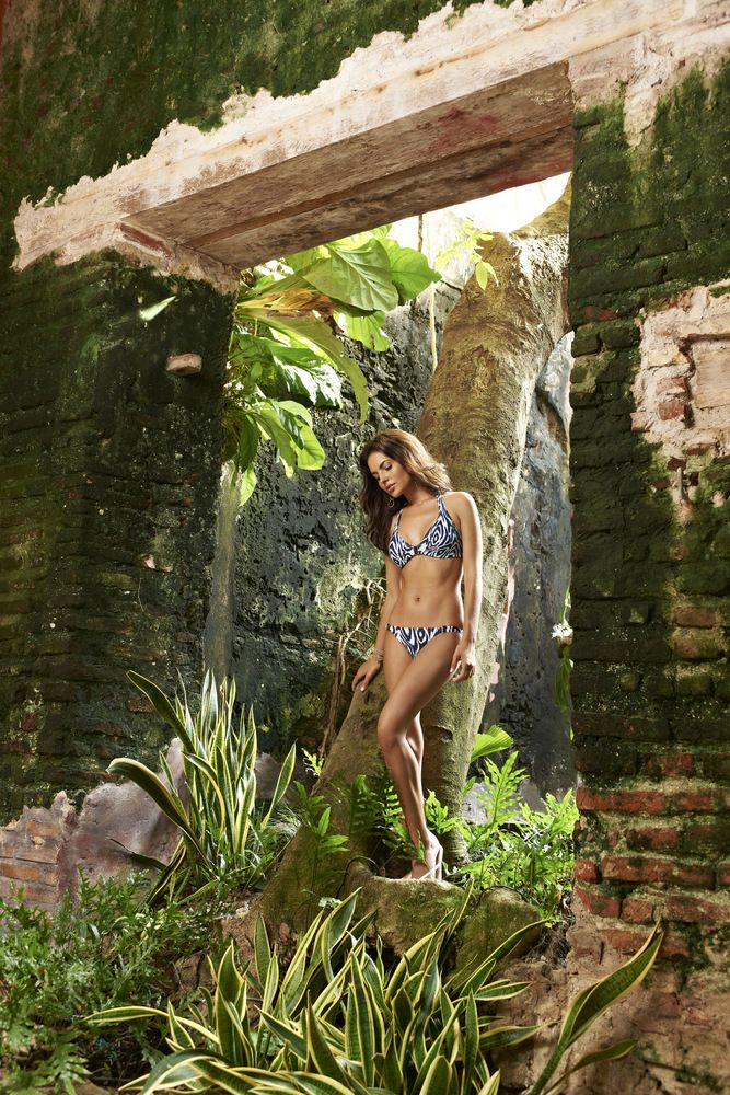 Diana Morales for Pily Q Swimwear Resort 2012-023