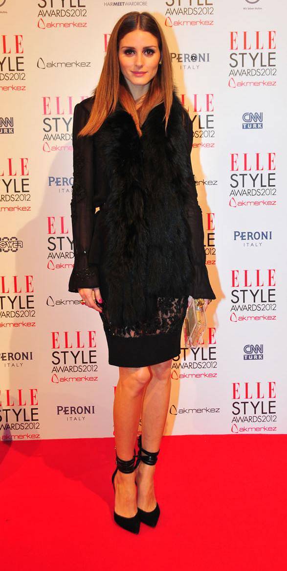 Elle Style Awards in Turkey
