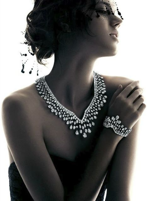 Freja Beha Erichsen for Harry Winston Holiday 2012 by Patrick Demarchelier4