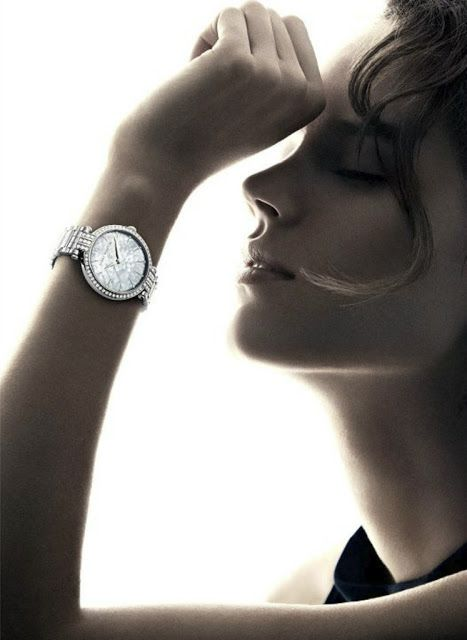 Freja Beha Erichsen for Harry Winston Holiday 2012 by Patrick Demarchelier8
