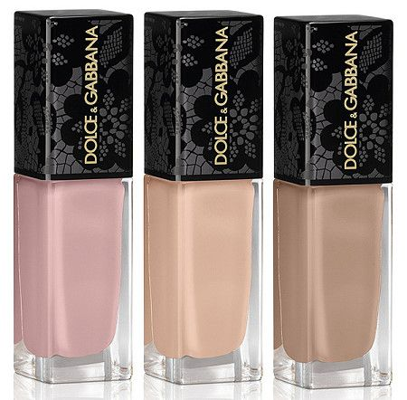 Intense-Nail-Lacquer-Dolce-Gabbana-Lace-Makeup-Collection-for-Summer-2012