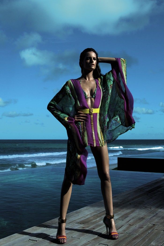 Izabel Goulart for Cia Maritima Summer 2013-003