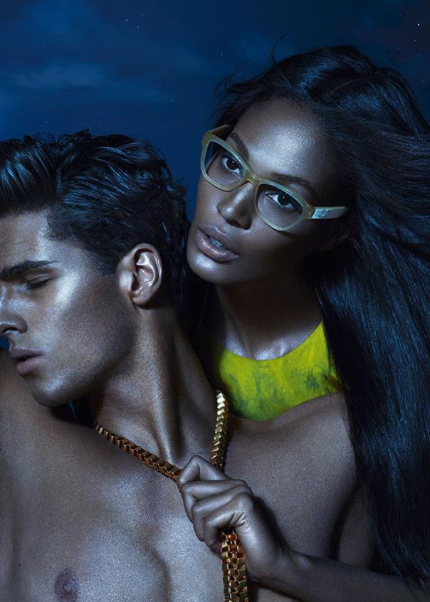 Joan Smalls for Versace 2012-2013_03