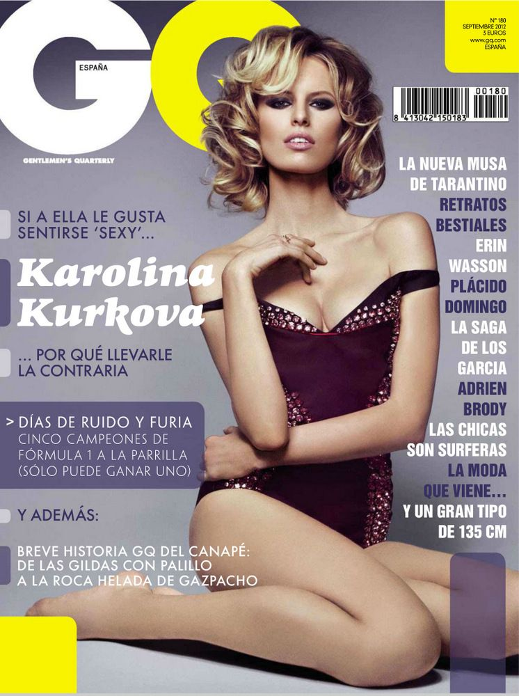 Karolina Kurkova for GQ Spain September 2012-001