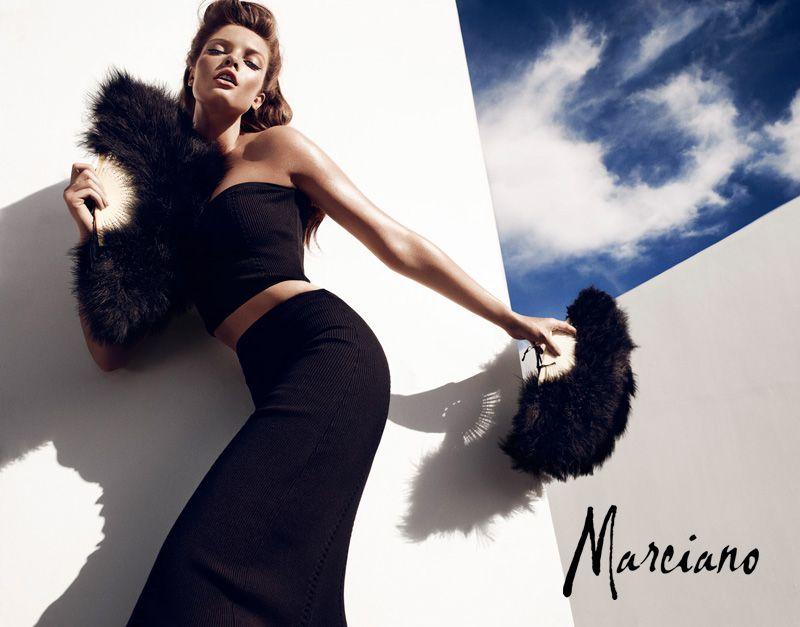 Sandrah Hellberg for Marciano Holiday 2012-003