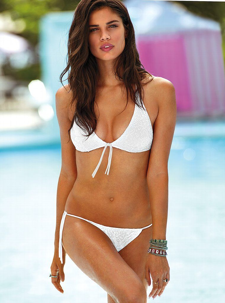 Sara Sampaio for VS Swim 2013