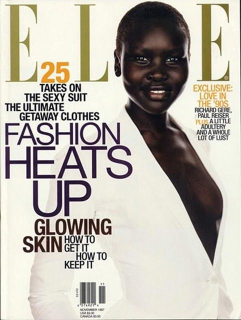 alek-wek-elle-magazine-1997-