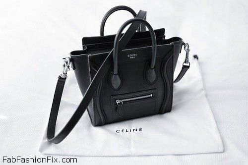 Hottest handbag of the year \u2013 Celine Luggage Tote