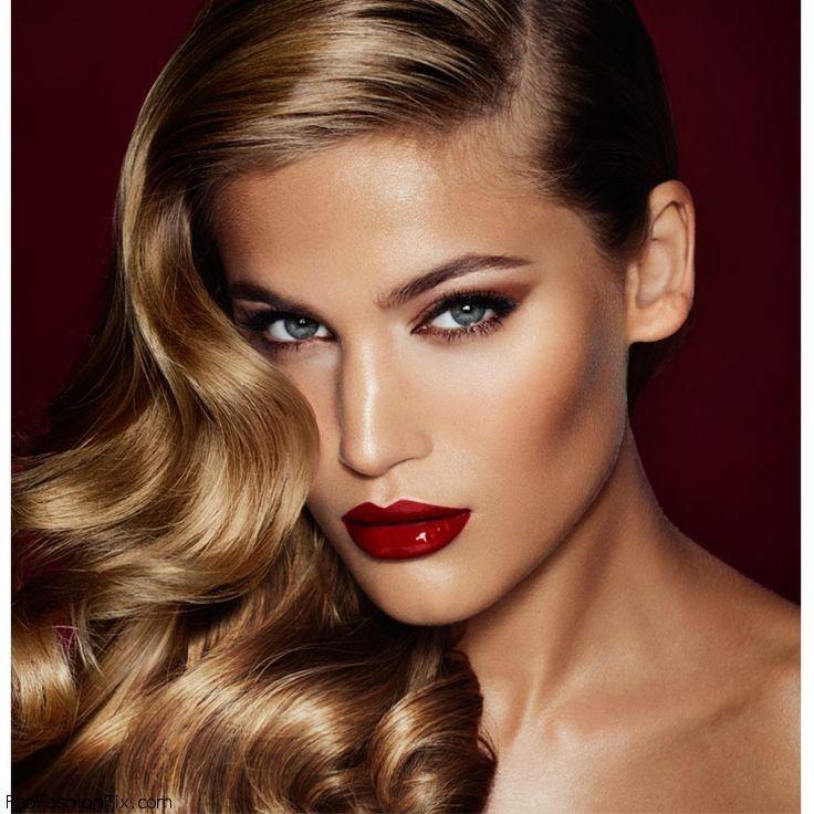 Makeup: Veronica Lake Inspired Make-up And Hairstyle