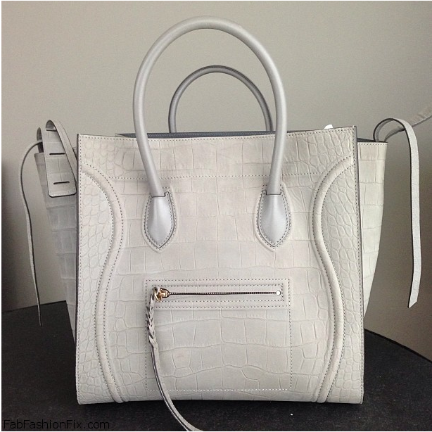 hottest handbag of the year � celine luggage tote fab