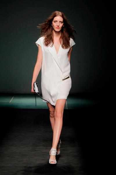 Mango Spring Summer 2013 Fashion Show 080 Barcelona Fashion Week Fab Fashion Fix