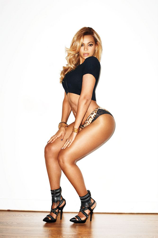 Beyonce by Terry Richardson for GQ US February 2013-001