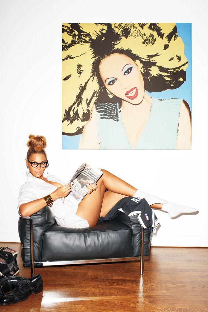 Beyonce by Terry Richardson for GQ US February 2013-003