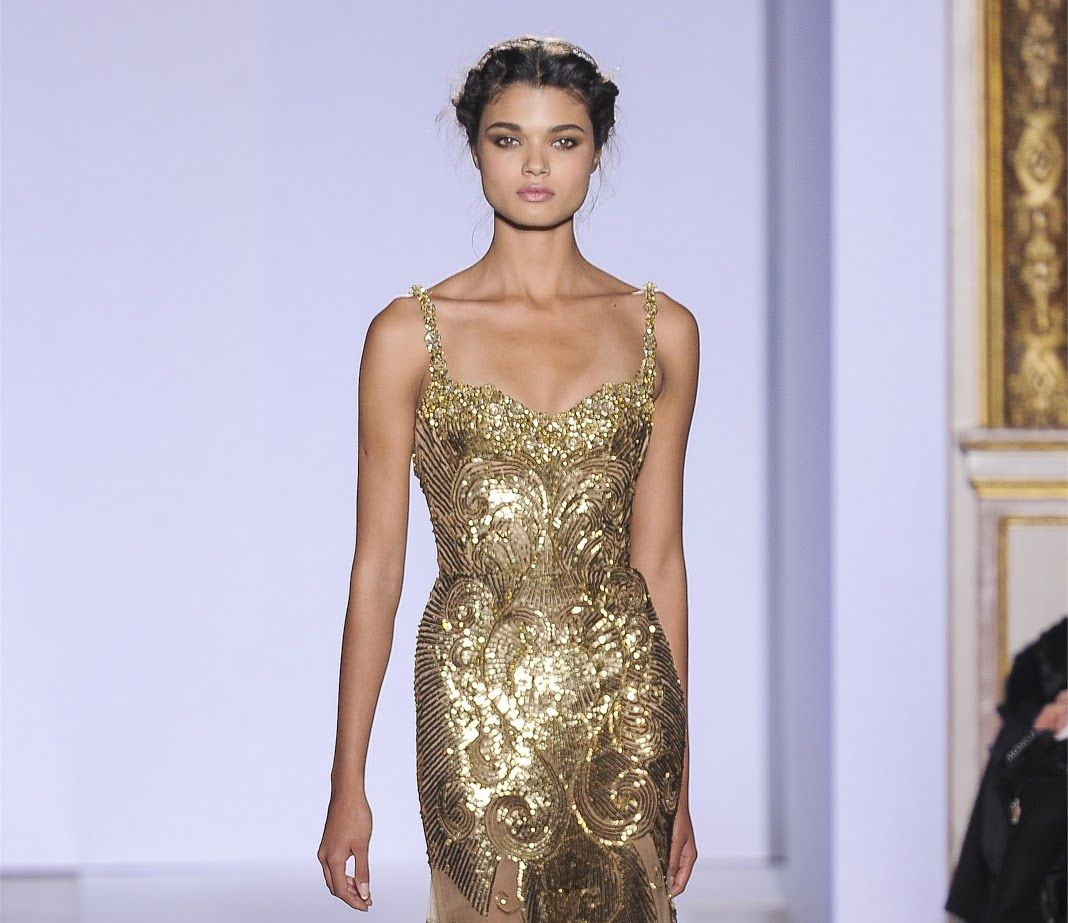 Zuhair Murad Haute Couture Spring/Summer 2013 collection - Fab ...