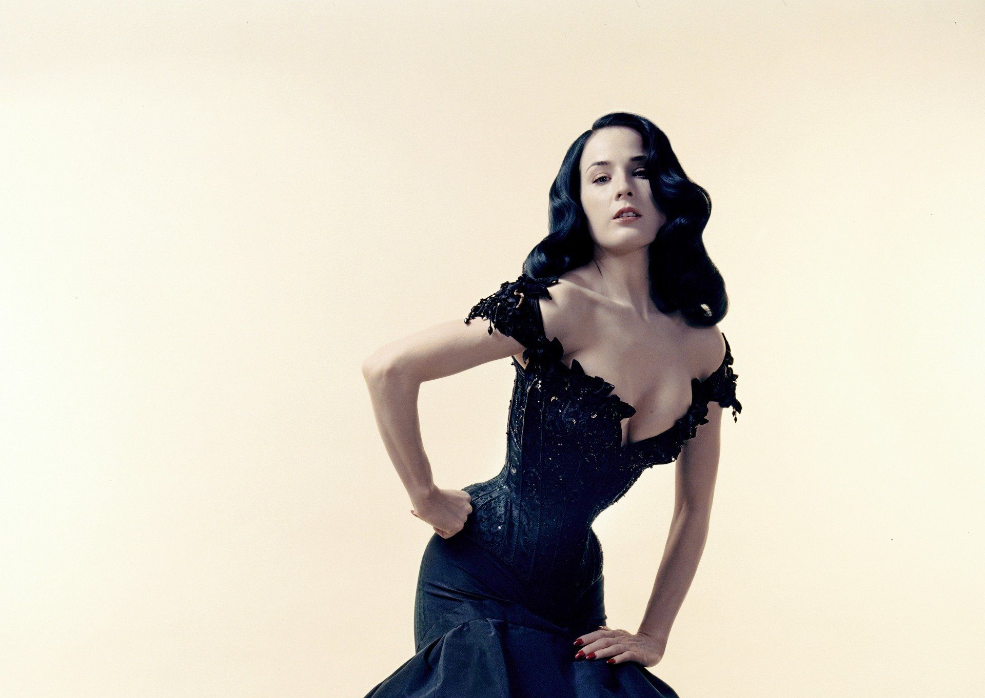 425f0c99af65 Dita Von Teese for Vogue India January 2013