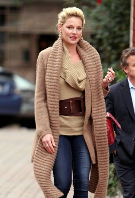 Katherine Heigl Stays Stylish in West Hollywood