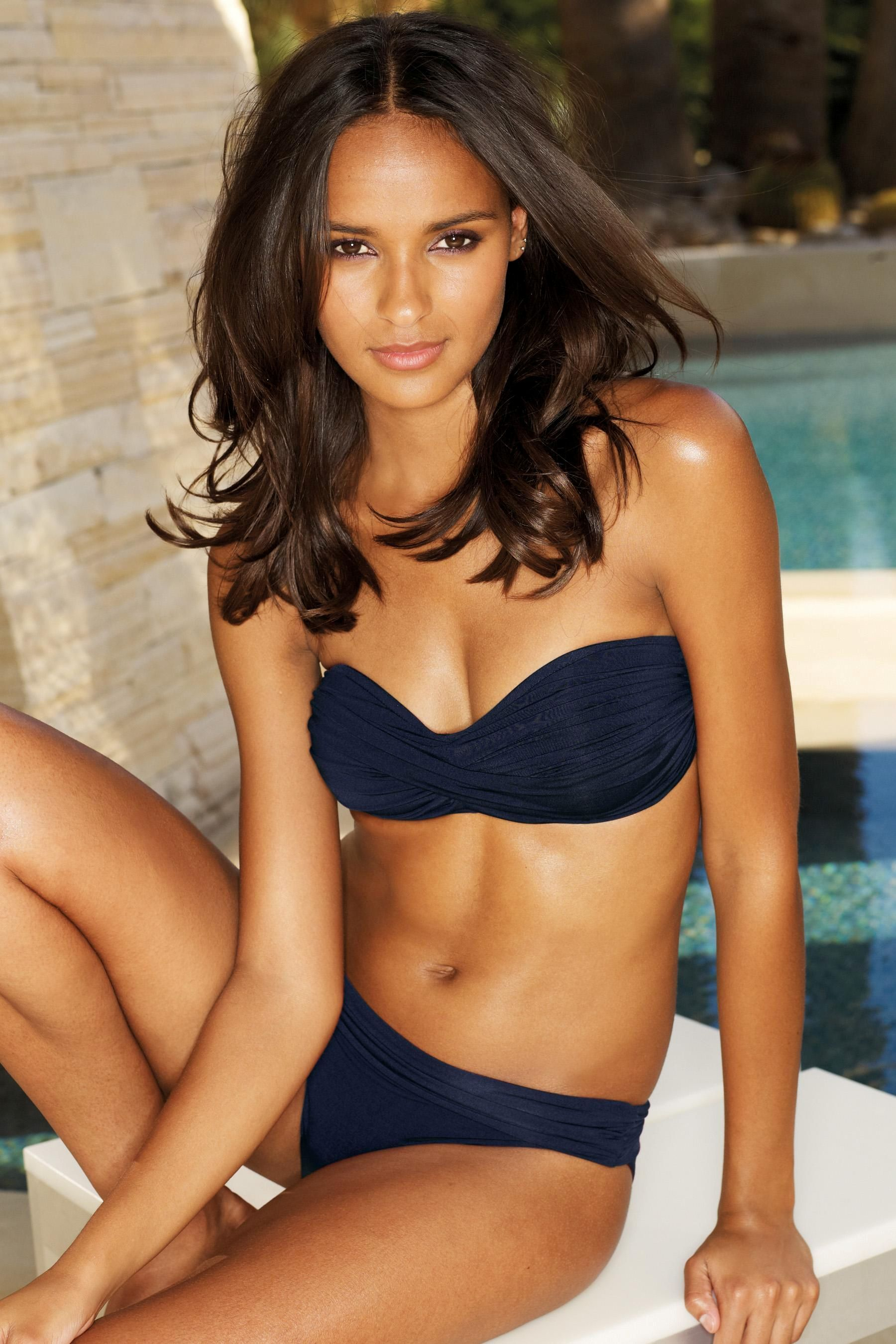Gracie Carvalho for NEXT Spring/Summer 2013 Swimwear ...