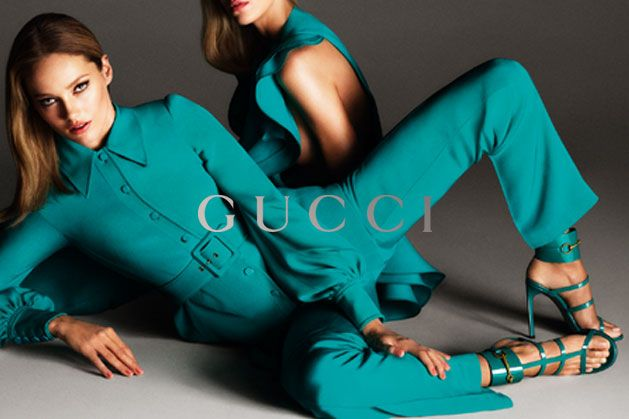 Gucci SS 2013 by Mert & Marcus 11