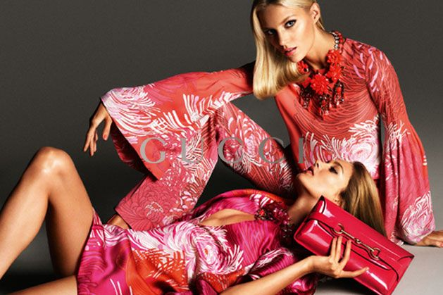 Gucci SS 2013 by Mert & Marcus 2