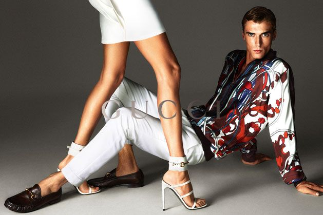 Gucci SS 2013 by Mert & Marcus 8