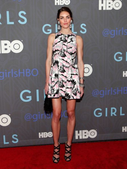 "HBO Hosts The Premiere Of ""Girls"" Season 2 - Inside Arrivals"