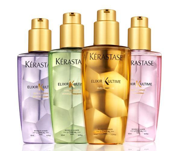 Kérastase Elixir Ultime Oleo-Complexe Scented Hair Oils