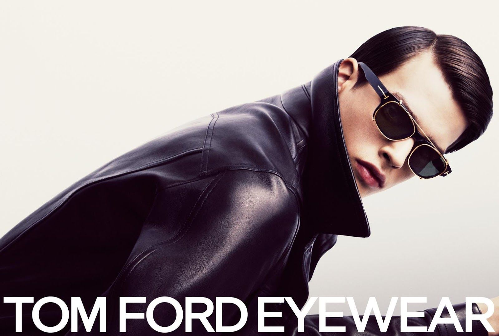 Karlina Caune & Simon Van Meervenne for Tom Ford SS 2013-004
