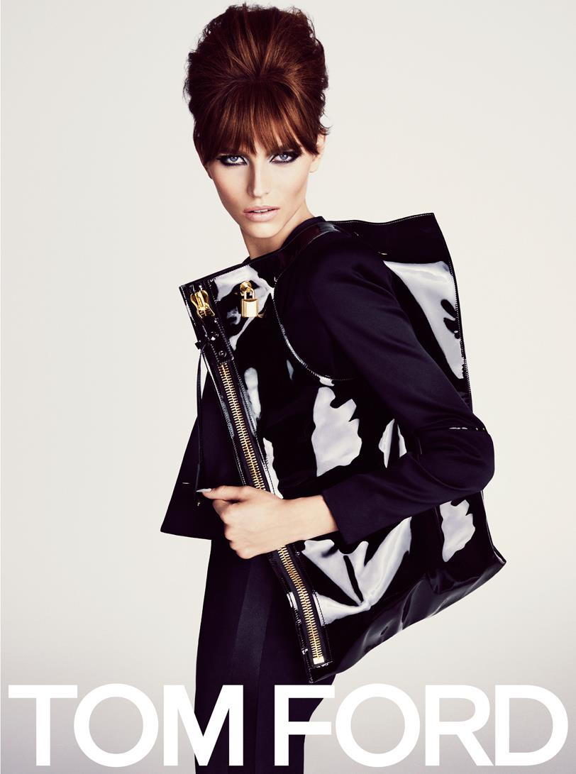 Karlina Caune & Simon Van Meervenne for Tom Ford SS 2013-009