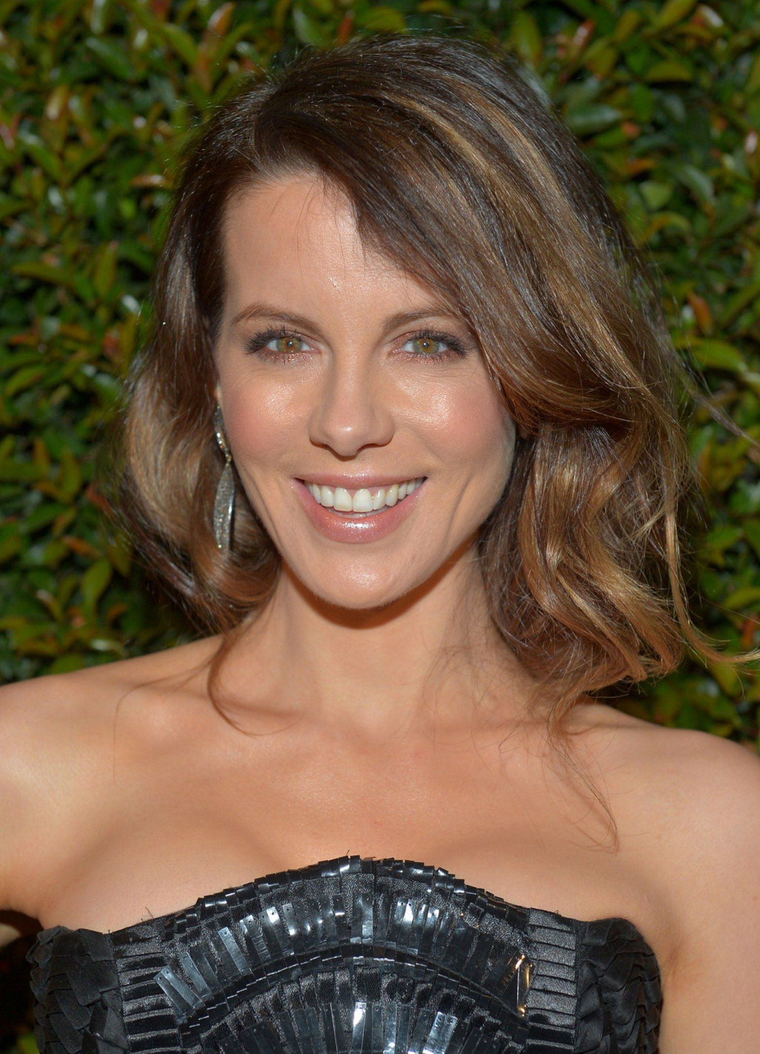 Kate Beckinsale Alberta Ferretti and Vogue Fashion Show  Dinner  064