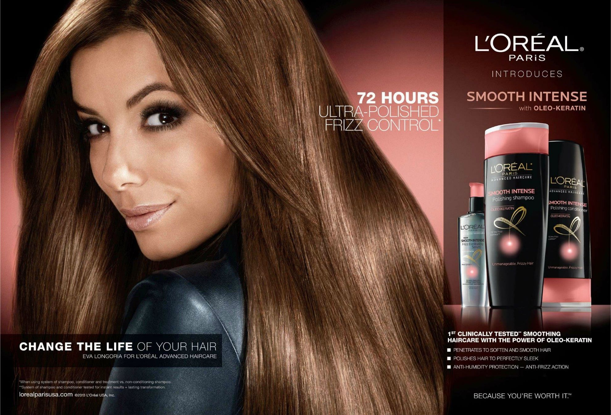 L'Oreal Advanced Haircare Smooth Intense Line | Fab ...
