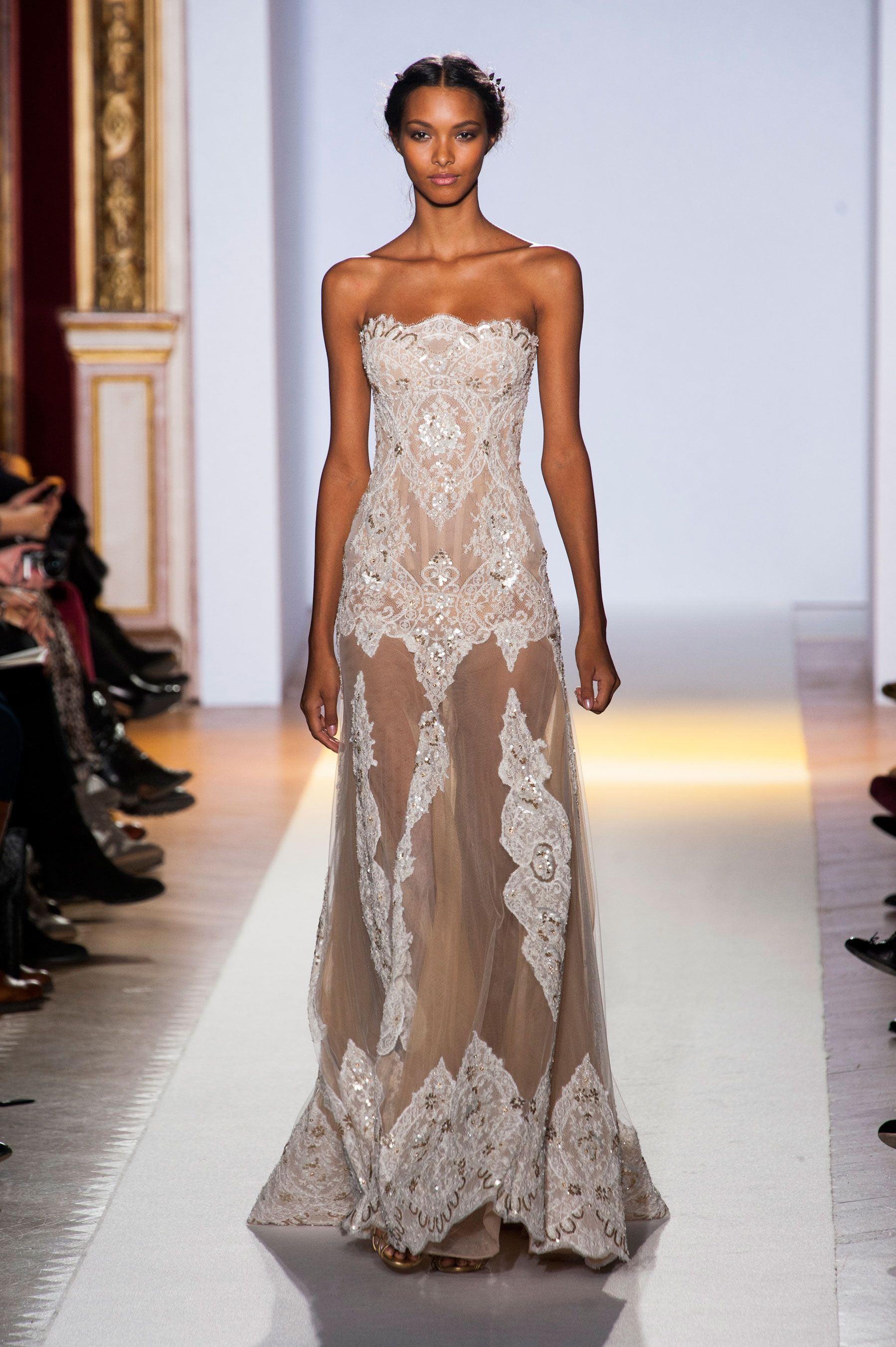 Zuhair murad haute couture spring summer 2013 collection for Paris haute couture designers