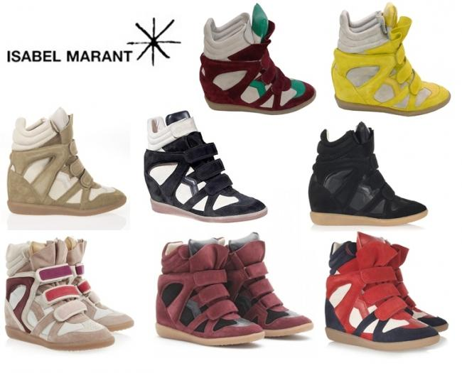 style watch isabel marant sneakers fab fashion fix. Black Bedroom Furniture Sets. Home Design Ideas