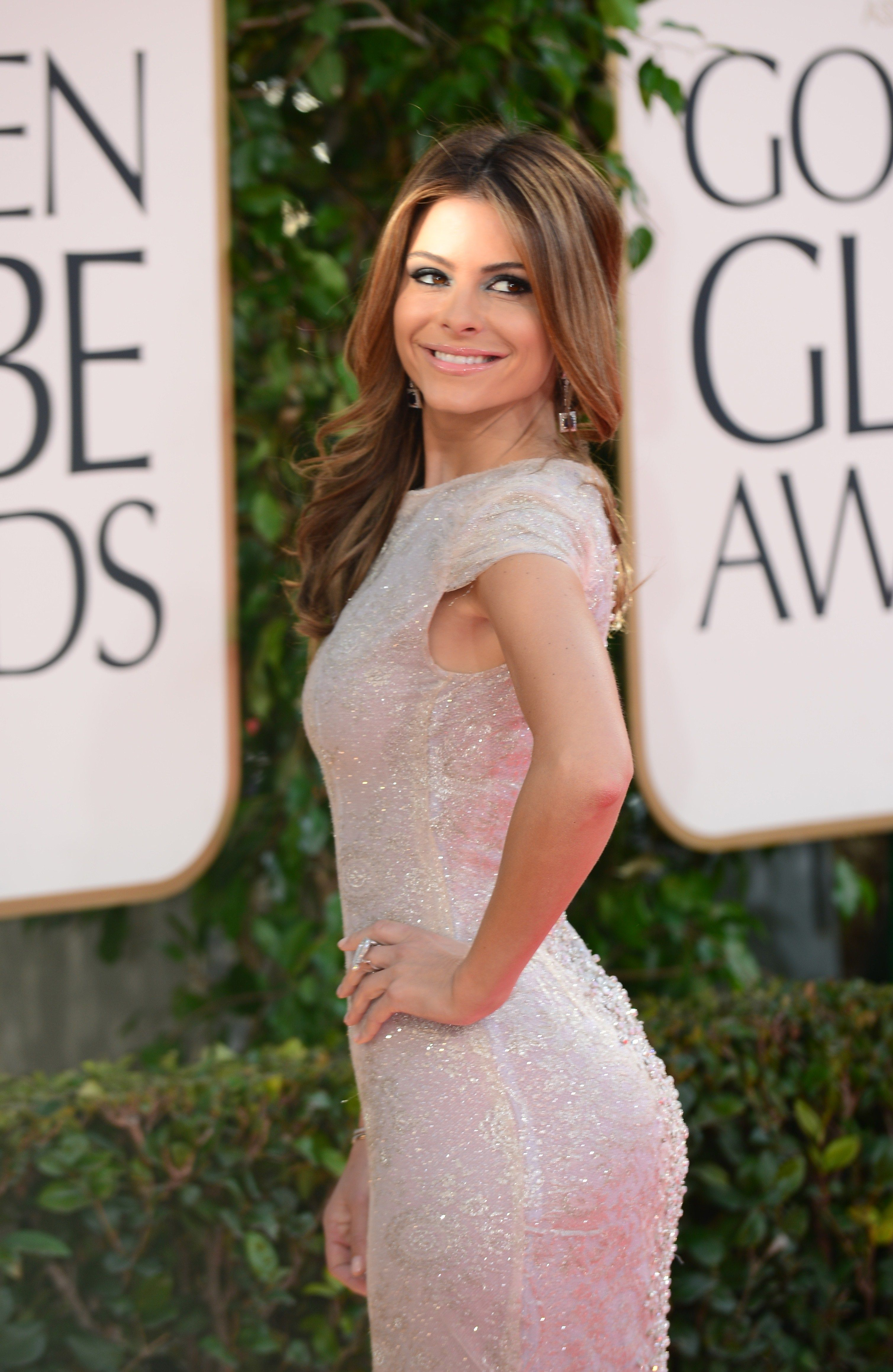 Maria Menounos 70th Annual Golden Globe Awards in Beverly Hills_011313_02