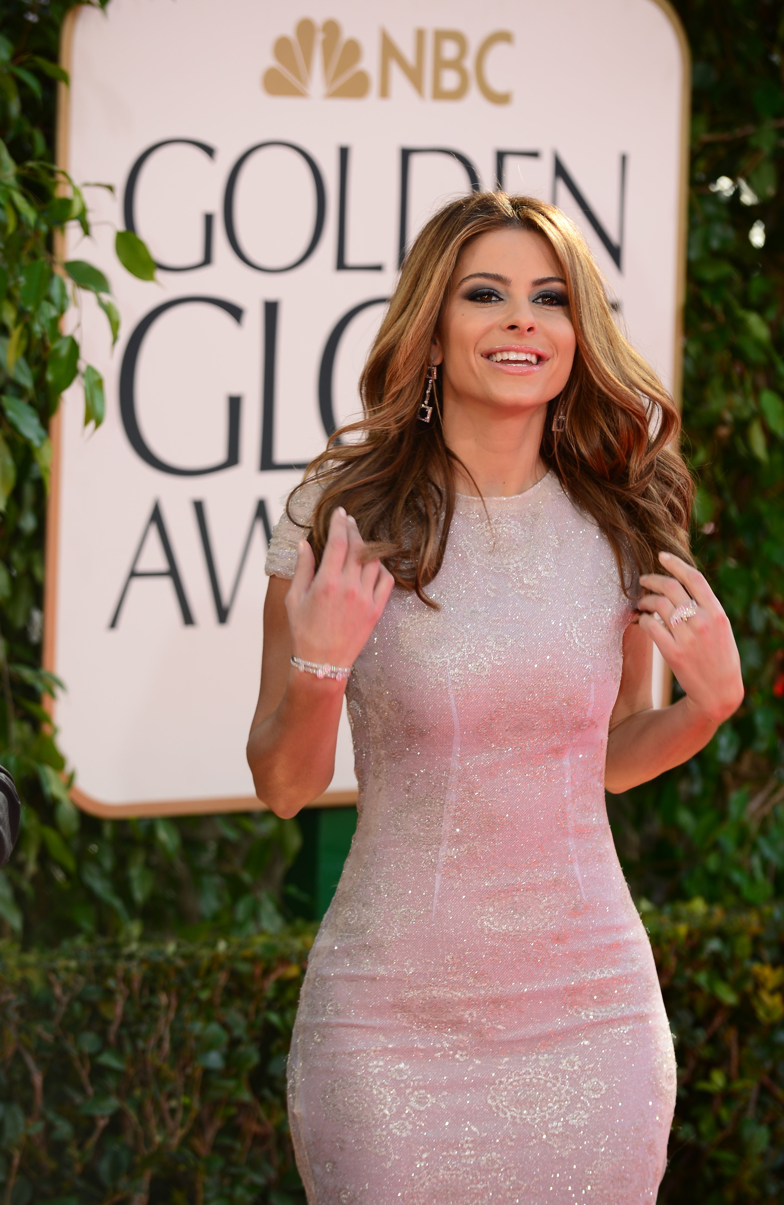 Maria Menounos 70th Annual Golden Globe Awards in Beverly Hills_011313_06