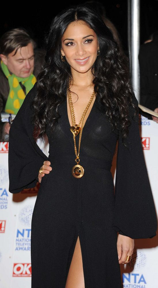 Nicole Scherzinger National Television Awards 2013-002