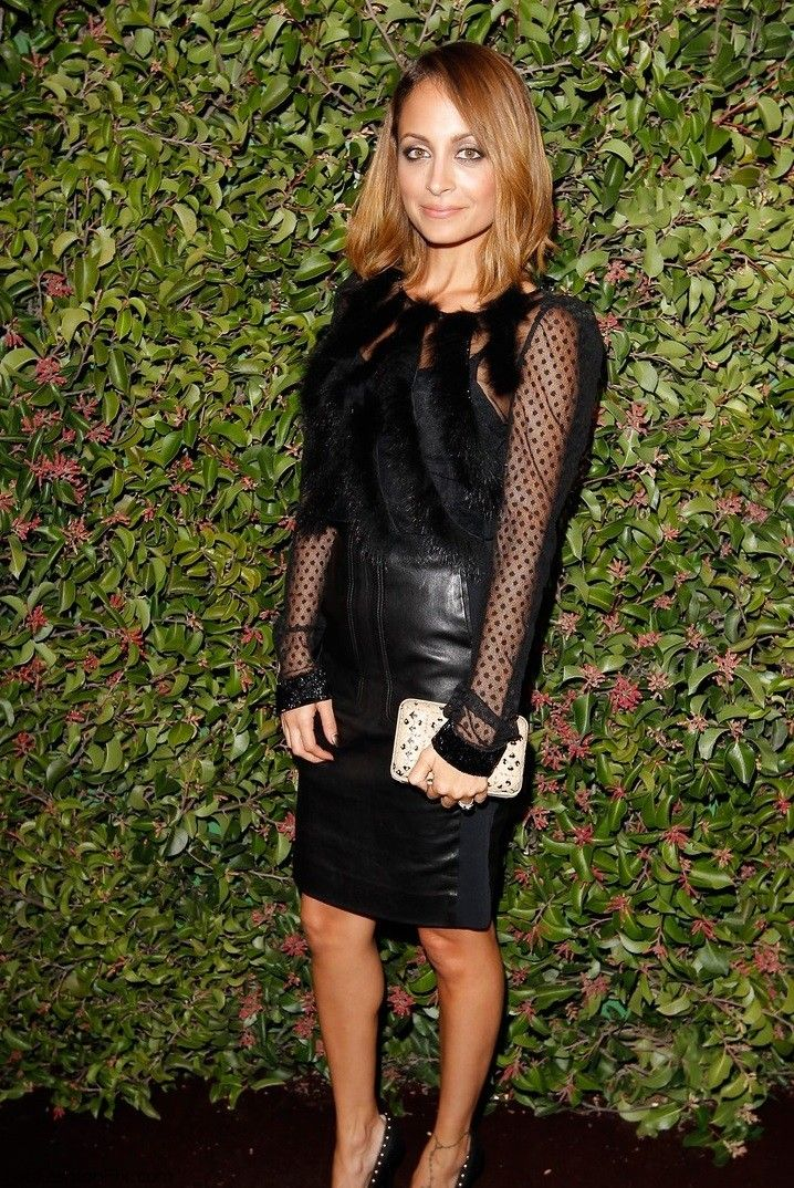Ferragamo Presents Spring Runway Collection With VIP Dinner, Hosted By Jacqui Getty And Harpers BAZAAR