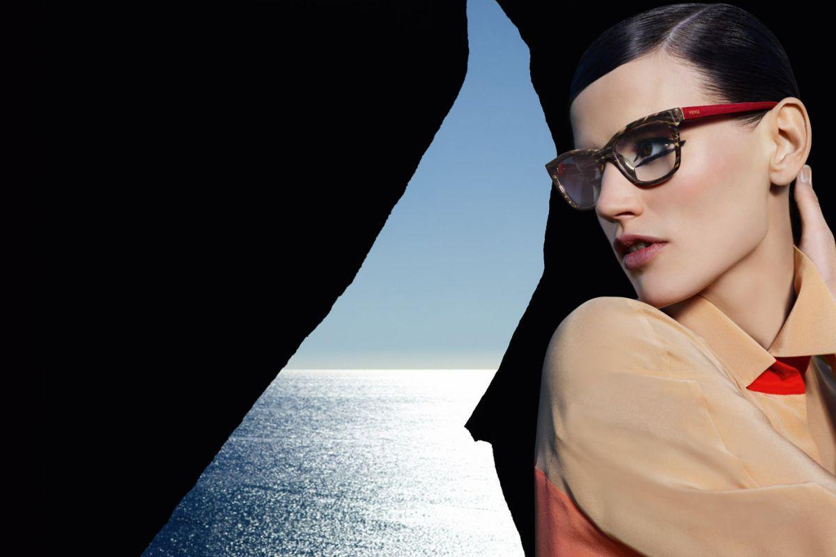 Saskia de Brauw & Kati Nescher by Karl Lagerfeld (Fendi Spring-Summer 2013) 9