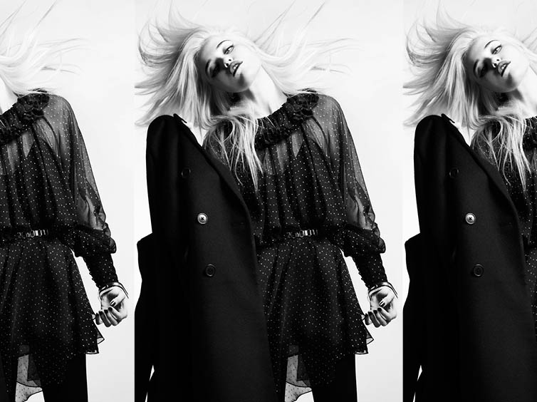Sky Ferreira for Saint Laurent Pre-Fall 2013-002