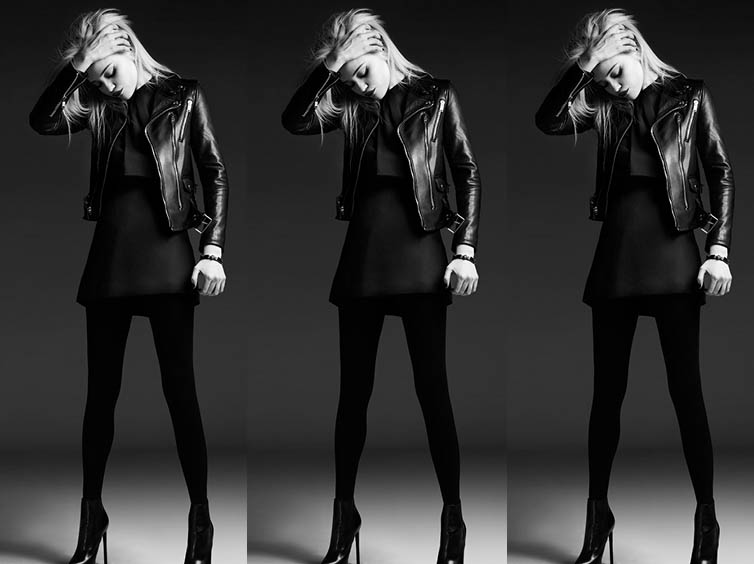 Sky Ferreira for Saint Laurent Pre-Fall 2013-004